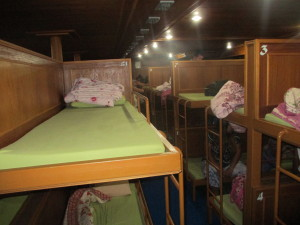 Night Boat Beds